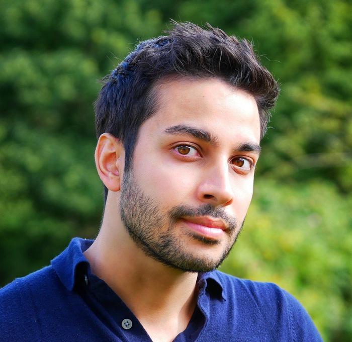 EPIC SUCCESS: Taran Matharu is the popular YA author behind The Summoner series