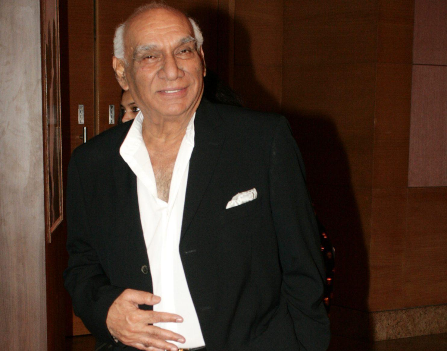 Yash Chopra (Photo by Getty Images)