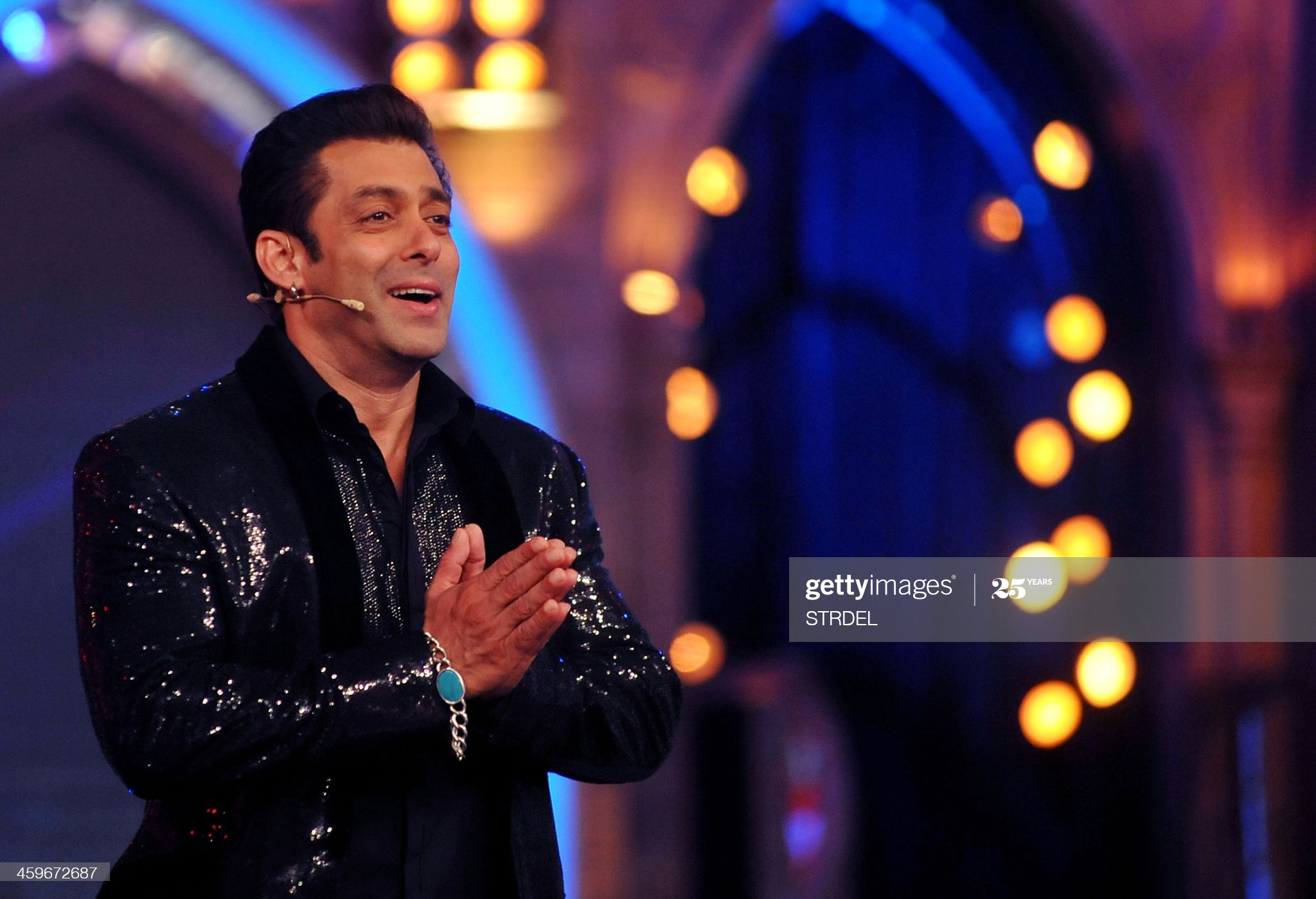 Salman Khan     (Photo by STRDEL/AFP via Getty Images)