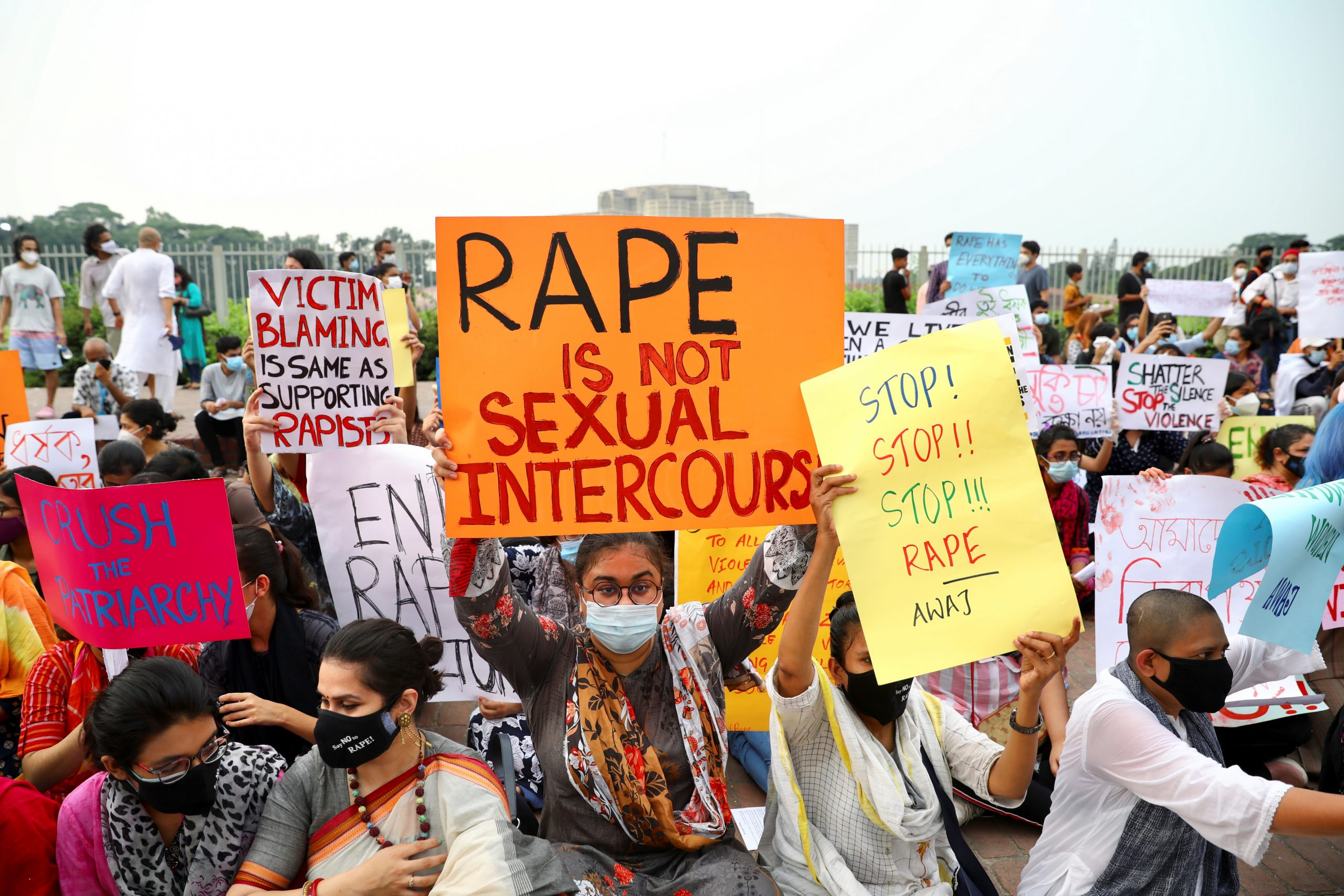 Death penalty is no panacea for rape