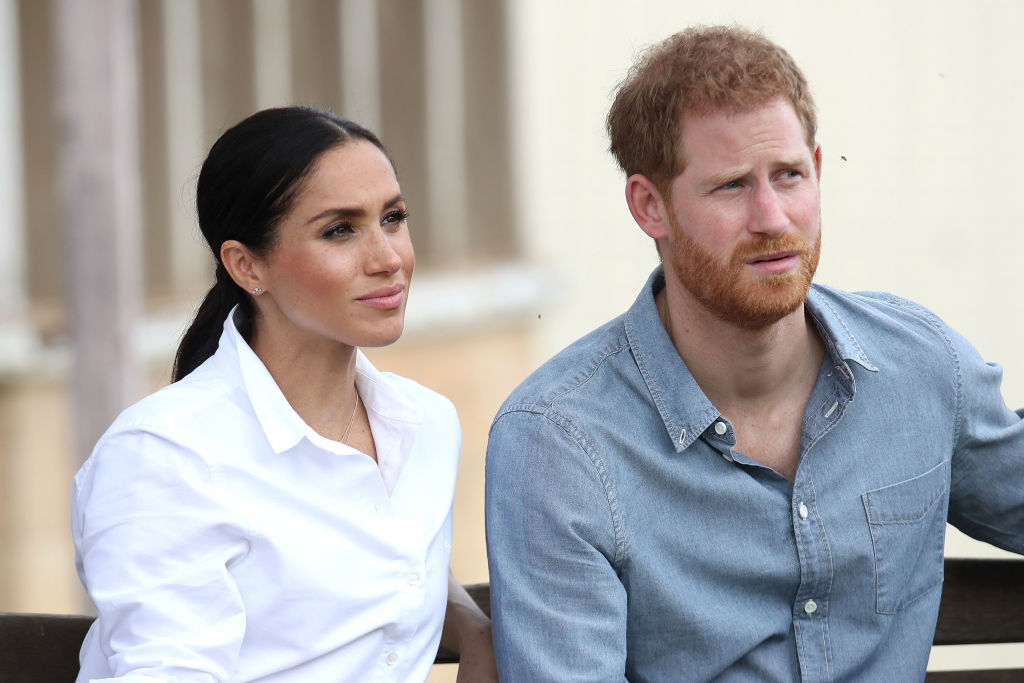 """For as long as structural racism exists, there will be generations of young people of colour who do not start their lives with the same equality of opportunity as their white peers,"" say Prince Harry and his wife Meghan Markle. (Photo: Chris Jackson/Getty Images)"