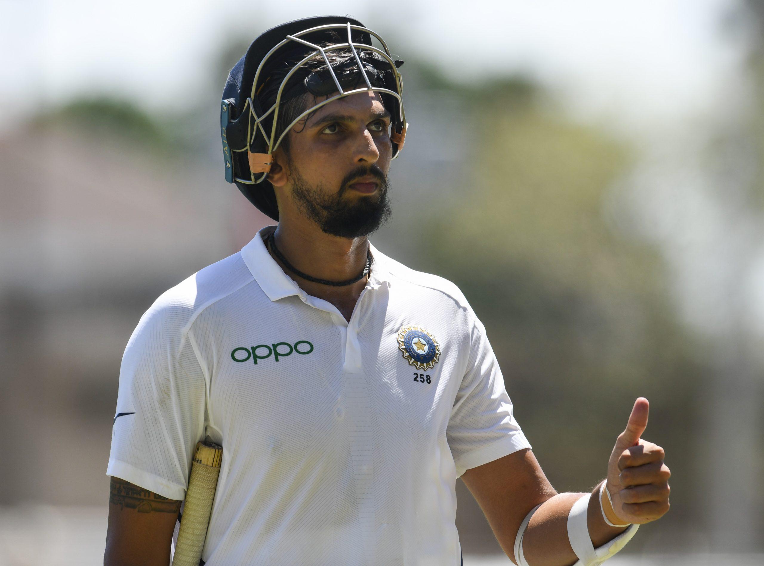 Ishant Sharma (RANDY BROOKS/AFP via Getty Images)