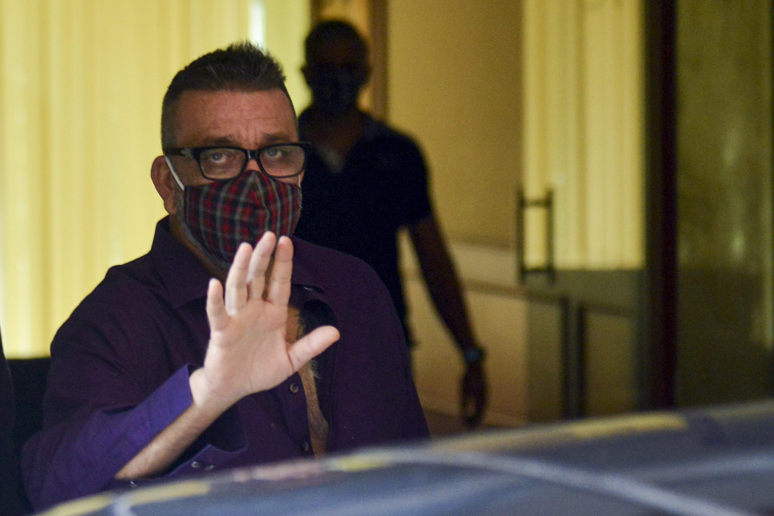 Sanjay Dutt (Photo by SUJIT JAISWAL/AFP via Getty Images)