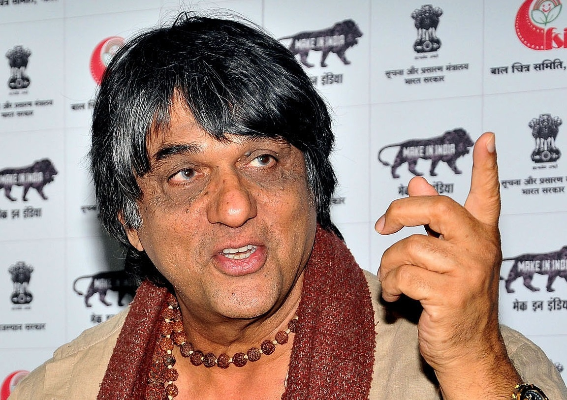 Mukesh Khanna (Photo by STR/AFP via Getty Images)