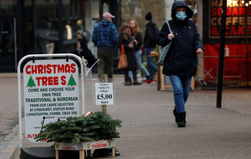 'No return to normal' after United Kingdom  lockdown