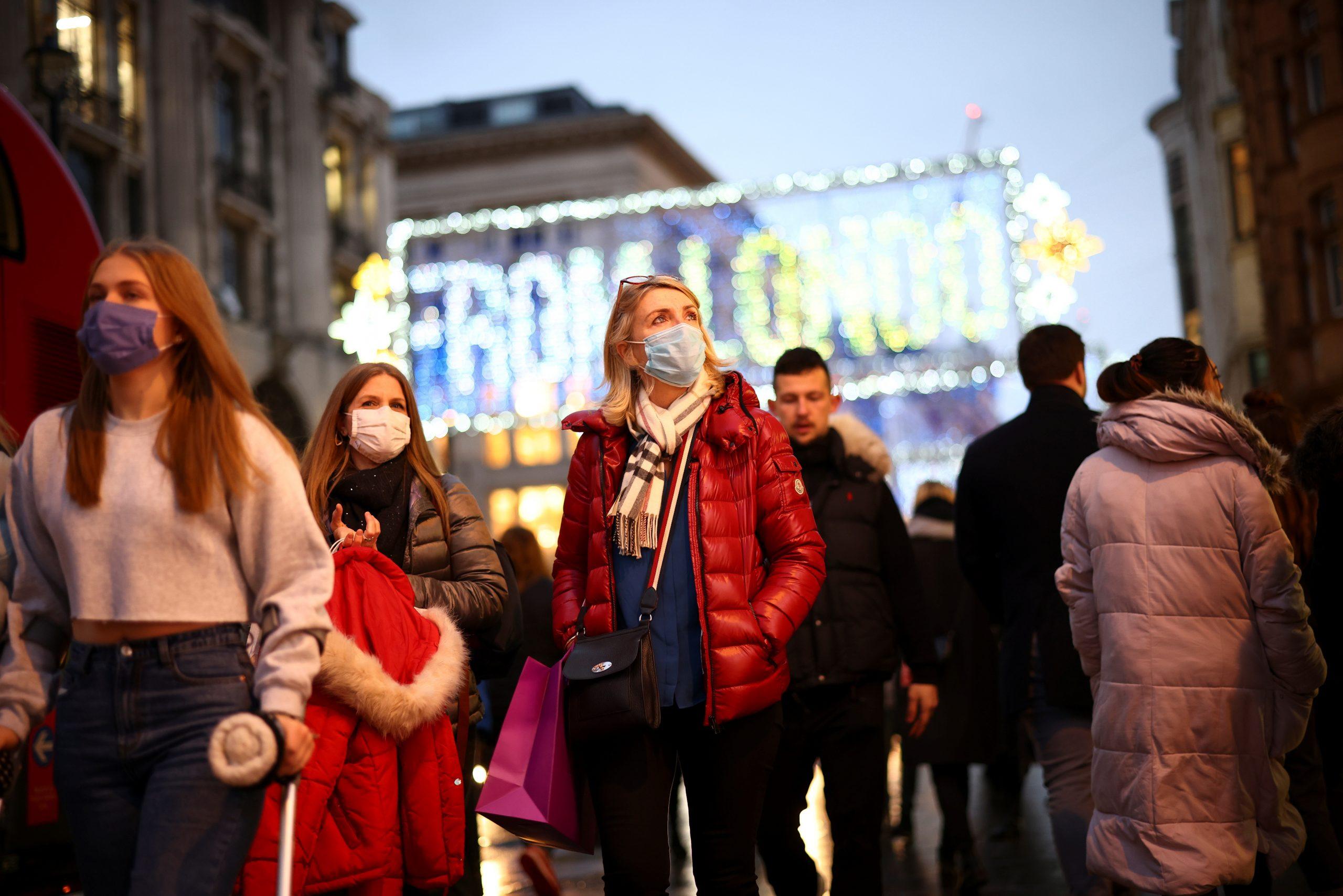 Sadiq Khan demands Boris 'change' Christmas coronavirus plans as London cases surge