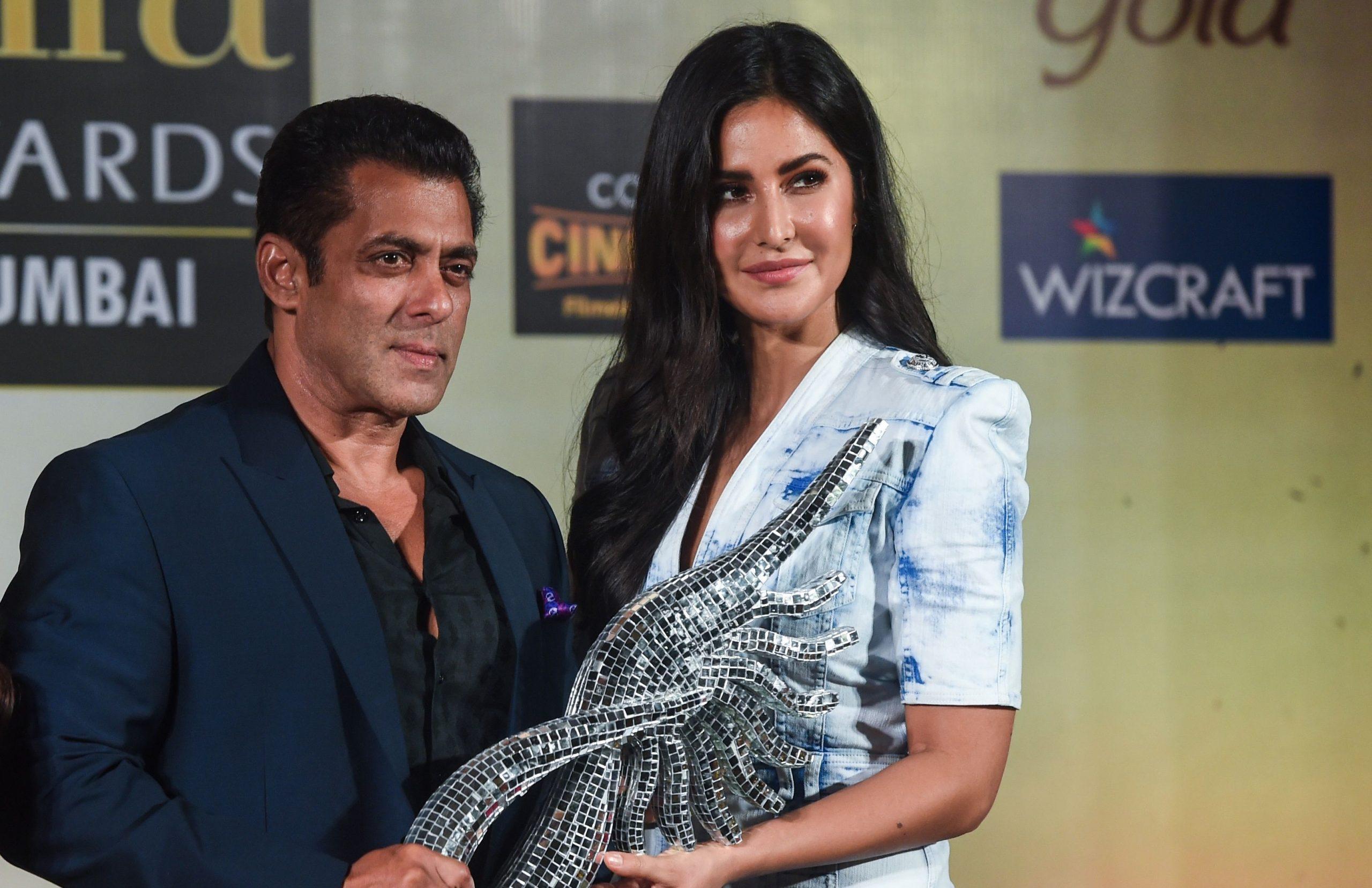 Salman Khan & Katrina Kaif to kick-start Tiger 3 shoot in ...