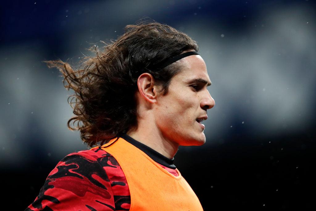 Man United's Cavani receives three-match ban for Instagram post