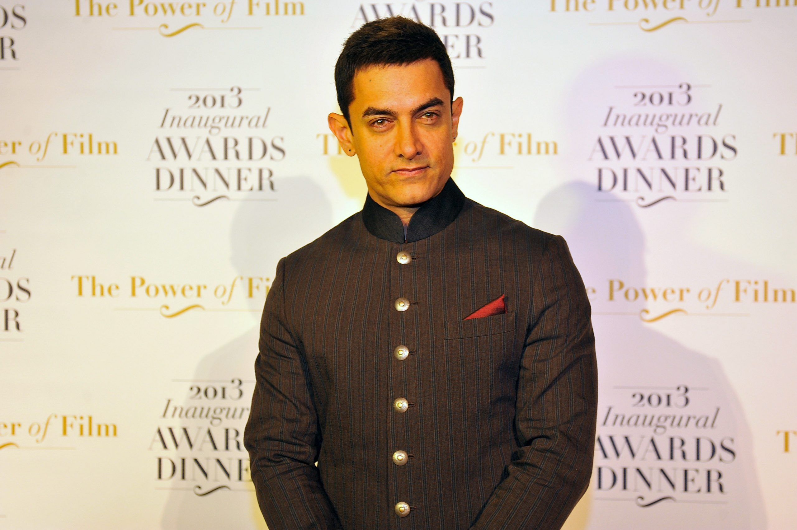 Aamir Khan (Photo by Larry French/Getty Images)