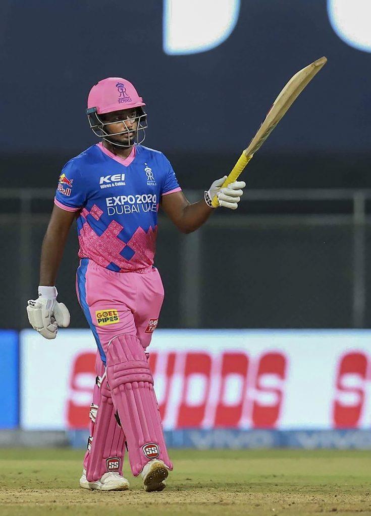 IPL 2021: Samson century in vain, Punjab pips Rajasthan in ...