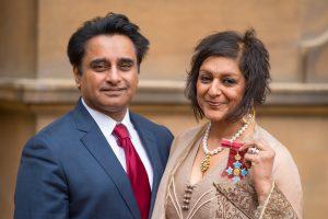 Meera Syal & Sanjeev Bhasker