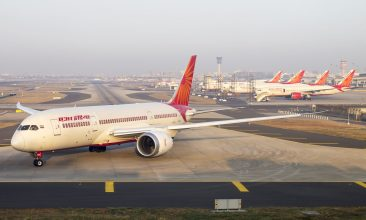 INDIA - Representational image: An Air India 787 Dreamliner readies for departure as other fleet of Boeing 777, 747 are seen in the backdrop. (iStock)