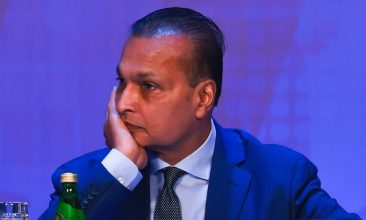"""HEADLINE STORY - """"Mr Anil Ambani has always been a simple man of simple tastes, contrary to exaggerated perceptions of his flamboyance and lavish lifestyle,"""" says a spokesperson for the businessman. (Photo: INDRANIL MUKHERJEE/AFP via Getty Images)"""