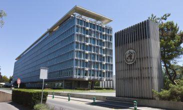 Coronavirus - WHO World Health Organization Headquarters Building in Geneva, Switzerland (iStock)