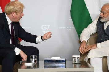 News - Modi had formally invited Johnson to India during congratulatory phone call after the 2019 UK general election.(Photo: Stefan Rousseau/Getty Images)