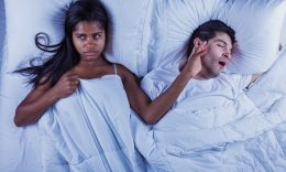 HEALTH - HEALTH PROBLEM: Snoring is more common in men because they have narrower air passages
