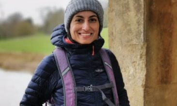 FEATURES - Anita Patel attended her first LGFB workshop last September