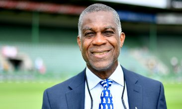 CRICKET - Michael Holding (Ashley Vlotman/Gallo Images/Getty Images)