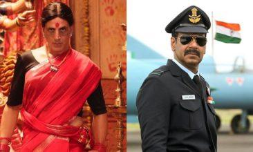 TOP LISTS - Instagram: Akshay Kumar, Ajay Devgn Films