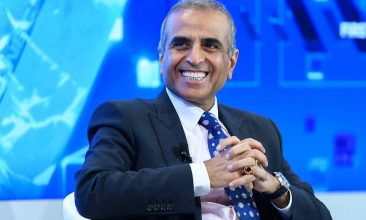 "Business - ""I am delighted that Bharti will be leading the effort to deliver the promise of universal broadband connectivity through OneWeb, with the active support and participation of the British government,"" said Sunil Mittal, chairman of Bharti Enterprises.        (Photo: FABRICE COFFRINI/AFP via Getty Images)"