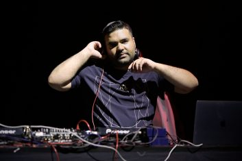 FEATURES - Naughty Boy – whose real name is Shahid Khan – is due to release his new album in December (Photo by John Phillips/John Phillips/Getty Images for Global Citizen)