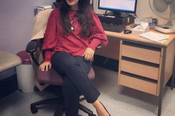 Tribute to the NHS - Dr Samara Afzal