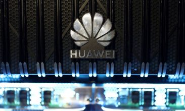 "News - A UK security investigation, yet to be published, has raised ""very, very serious"" questions over Huawei's 5G role in Britain, said a report. Pictured here is a Huawei NetEngine 8000 Intelligent Metro Router presented at a 5G event in London, in February, 2020.  (Photo: ISABEL INFANTES/AFP via Getty Images)"