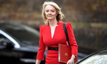 Business - Elizabeth Truss  (Photo by Leon Neal/Getty Images)