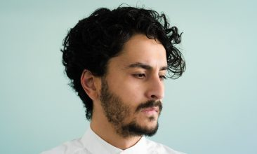FEATURES - Imran Perretta (pictured) was one of 10 creatives who received the one-off bursary in place of the 2020 Turner Prize, which was cancelled due to the Covid-19 crisis (Credit: R Hylton)