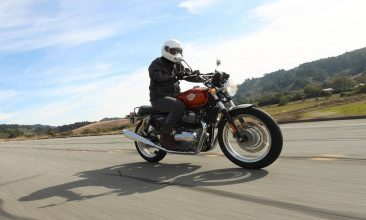 Business - The Royal Enfield Interceptor 650 has been the highest-selling motorcycle in the 250cc-750cc category in the UK for the last 12 months.