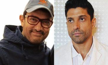 TOP LISTS - Instagram: Aamir Khan, Farhan Akhtar