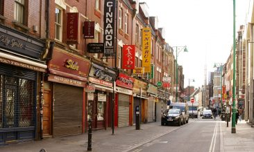 Business - A new report has highlighted a steep decline in Brick Lane's curry restaurants, with a decrease of 62 per cent in just 15 years