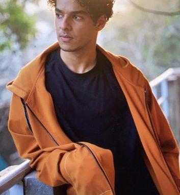 Big Interview - ACTING UP: Ishaan Khatter