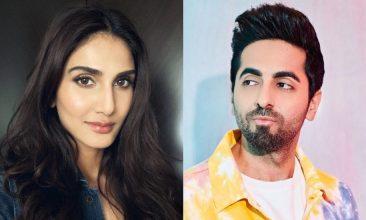 Entertainment - Instagram: Vaani Kapoor, Ayushmann Khurrana