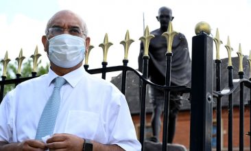 """News - """"I have not written poetry since primary school, but wanted to show what Leicester means to me, and how the people and places have impacted on my life,"""" said former Leicester East MP Keith Vaz. (Photo: Ross Kinnaird/Getty Images)"""