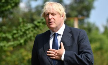 News - British Prime Minister Boris Johnson. (Photo: Anthony Devlin/Getty Images)