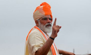 INDIA - Narendra Modi (Photo: PRAKASH SINGH/AFP via Getty Images)