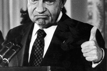 Column - Richard Nixon (Photo: AFP via Getty Images).