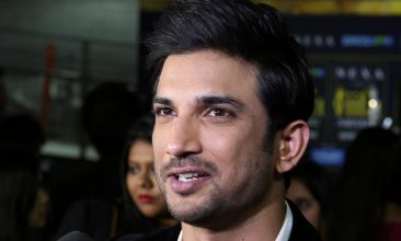 FEATURES - FILE PHOTO: Actor Sushant Singh talks to the media on the green carpet at the International Indian Film Academy Rocks show at MetLife Stadium in East Rutherford, New Jersey, U.S., July 14, 2017. REUTERS/Joe Penney/File Photo