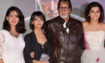 TOP LISTS - Kirti Kulhari, Andrea Tariang, Amitabh Bachchan, Taapsee Pannu
