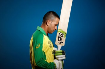 """CRICKET - Usman Khawaja said he faced """"both overt and casual"""" racism in his career. """"But I had the confidence to speak up when something didn't feel right, and I know not everyone does."""" (Photo: Ryan Pierse/Getty Images)"""