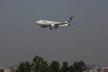 News - FILE PHOTO: A Pakistan International Airlines (PIA) passenger plane arrives at the Benazir International airport in Islamabad, Pakistan, December 2, 2015. REUTERS/Faisal Mahmood/File Photo