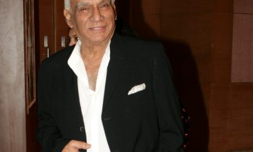 Arts and Culture - Yash Chopra (Photo by Getty Images)
