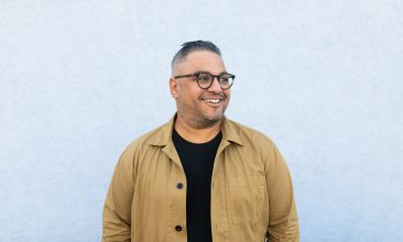 """FEATURES - Writer Nikesh Shukla has described booksellers as """"the unsung heroes of book industry"""" (Pic credit: Jon Aitken)"""