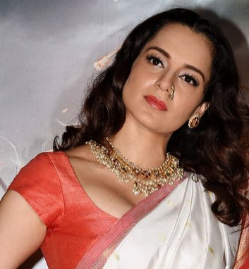 Arts and Culture - Kangana Ranaut (Photo by SUJIT JAISWAL/AFP via Getty Images)