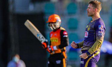IPL - Lockie Ferguson locks it for Kolkata Knight Riders in Super Over