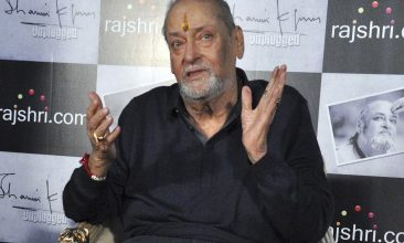 TOP LISTS - Shammi Kapoor (Photo by STRDEL/AFP via Getty Images)