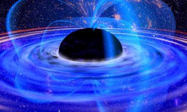 Column - Massive Black Hole (Photo: ESA/Getty Images).