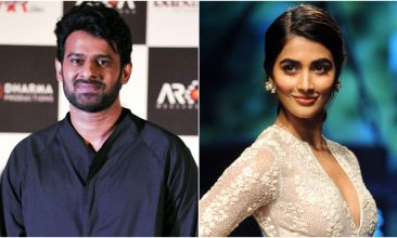 Entertainment - Prabhas (Photo by STR/AFP via Getty Images), Pooja Hegde (Photo by SUJIT JAISWAL/AFP via Getty Images)