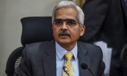 Business - Reserve Bank of India (RBI) Governor Shaktikanta Das  (Photo by PUNIT PARANJPE/AFP via Getty Images)